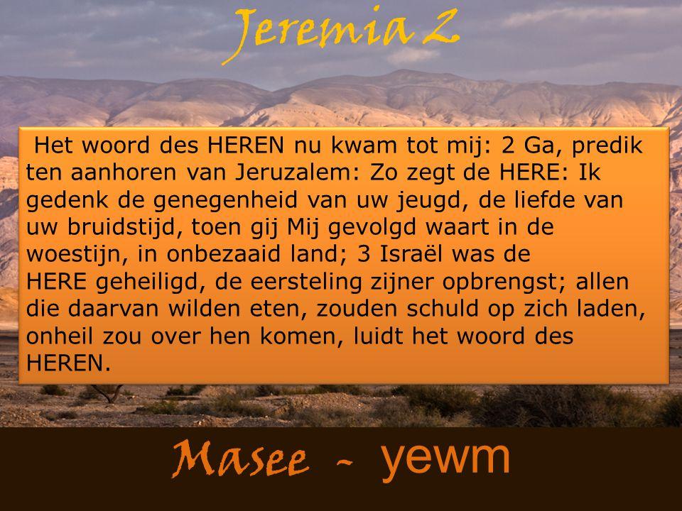 Jeremia 2