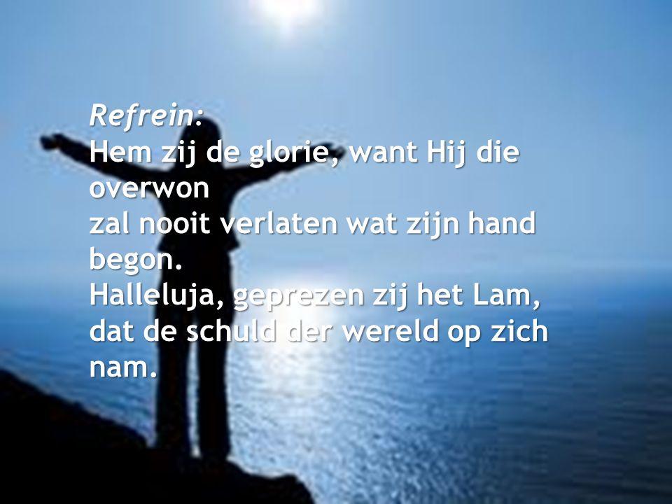 Refrein: