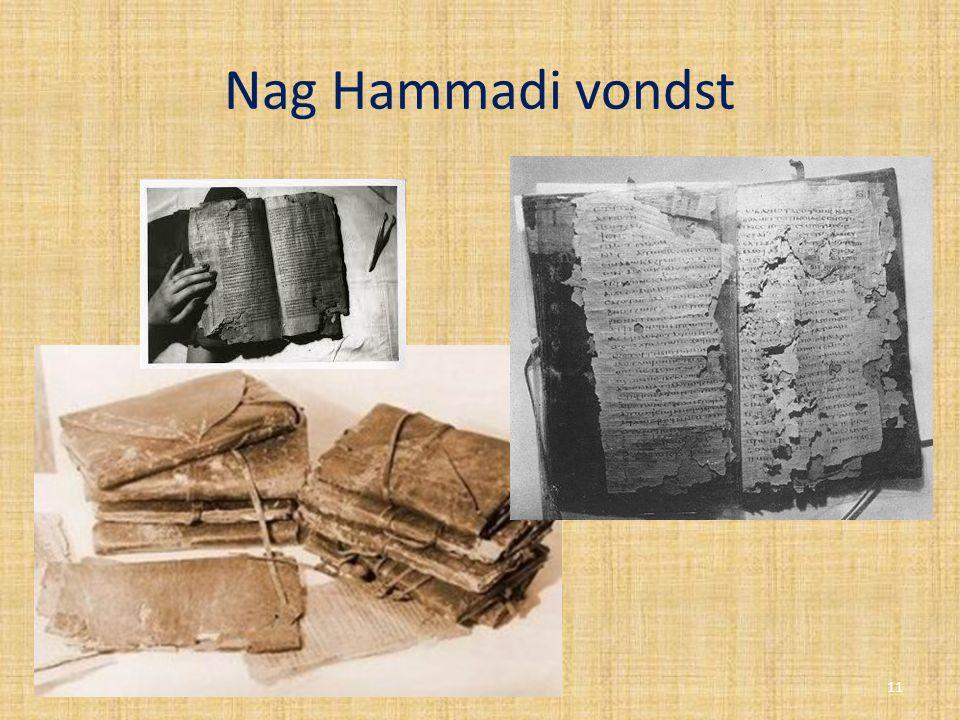 Nag Hammadi vondst