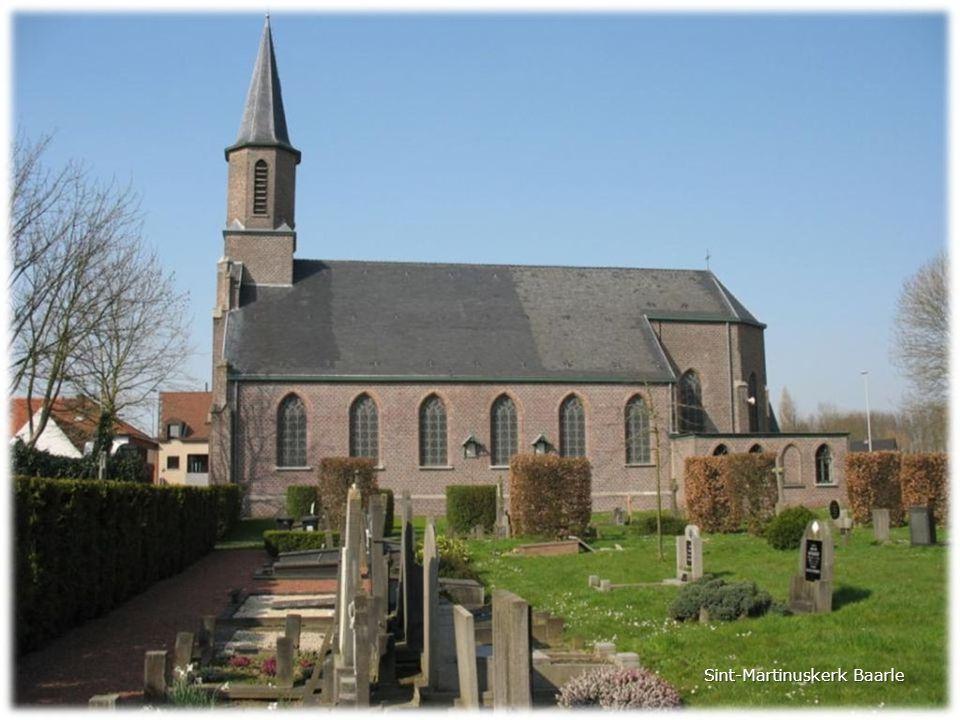 Sint-Martinuskerk Baarle