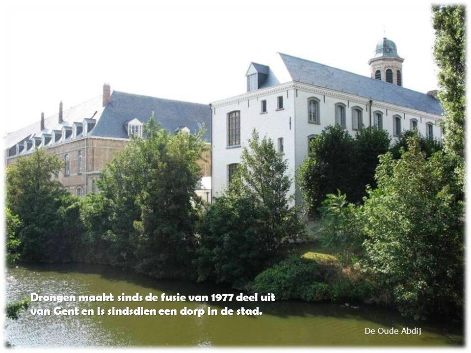 Drongen maakt sinds de fusie van 1977 deel uit van Gent en is sindsdien een dorp in de stad.
