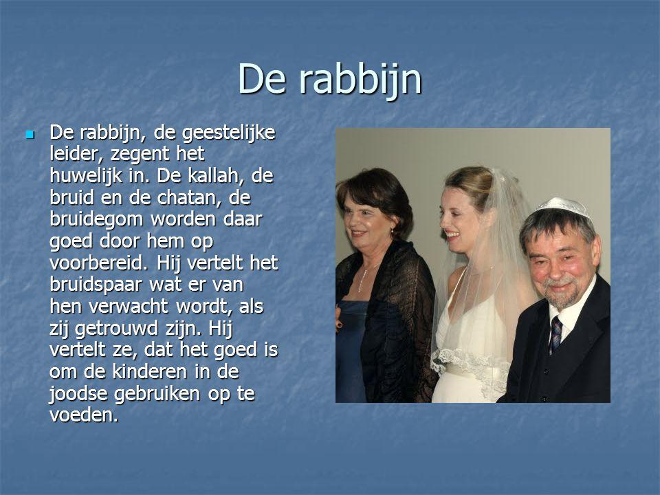 De rabbijn