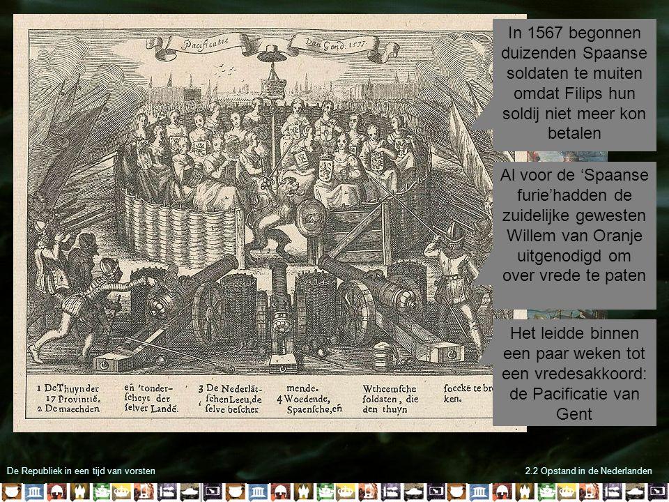 Tegelijkertijd voerde Filips II een kostbare oolog tegen de Turken
