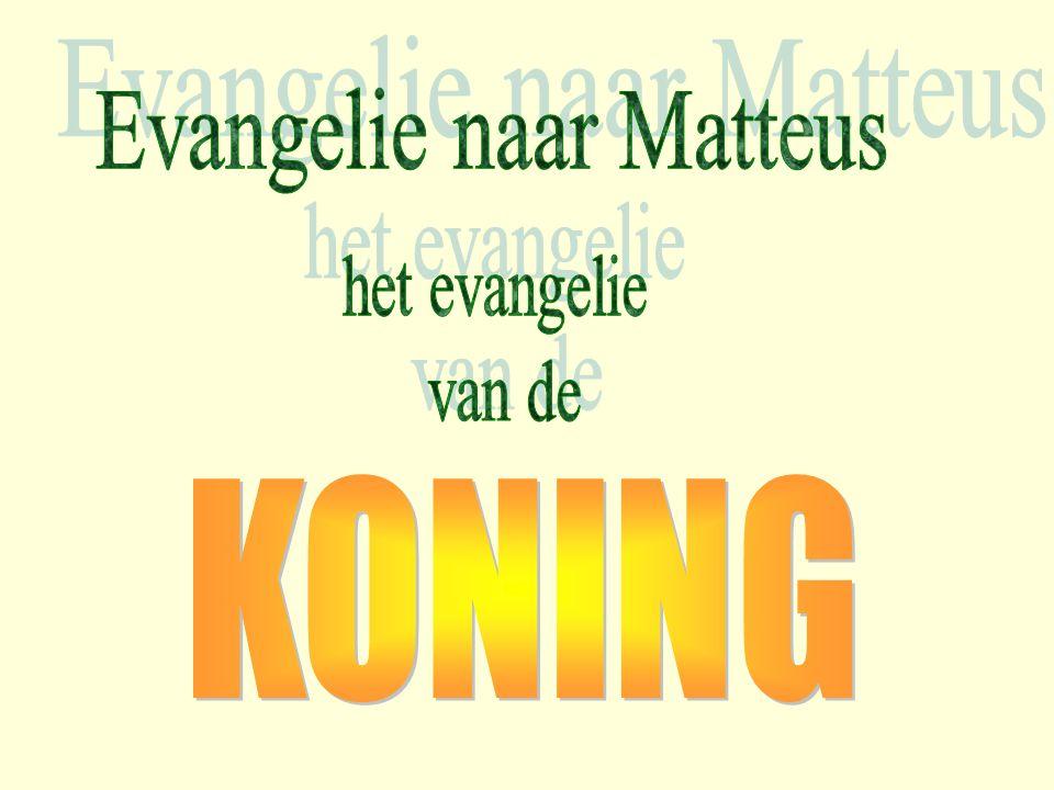 Evangelie naar Matteus