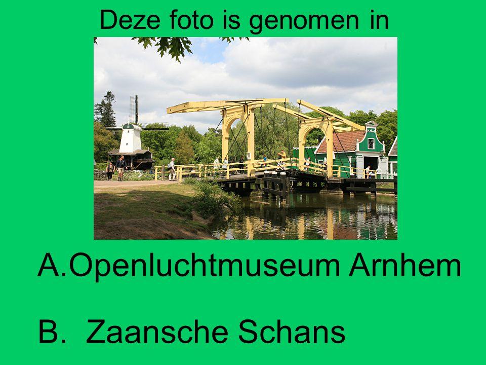 A.Openluchtmuseum Arnhem