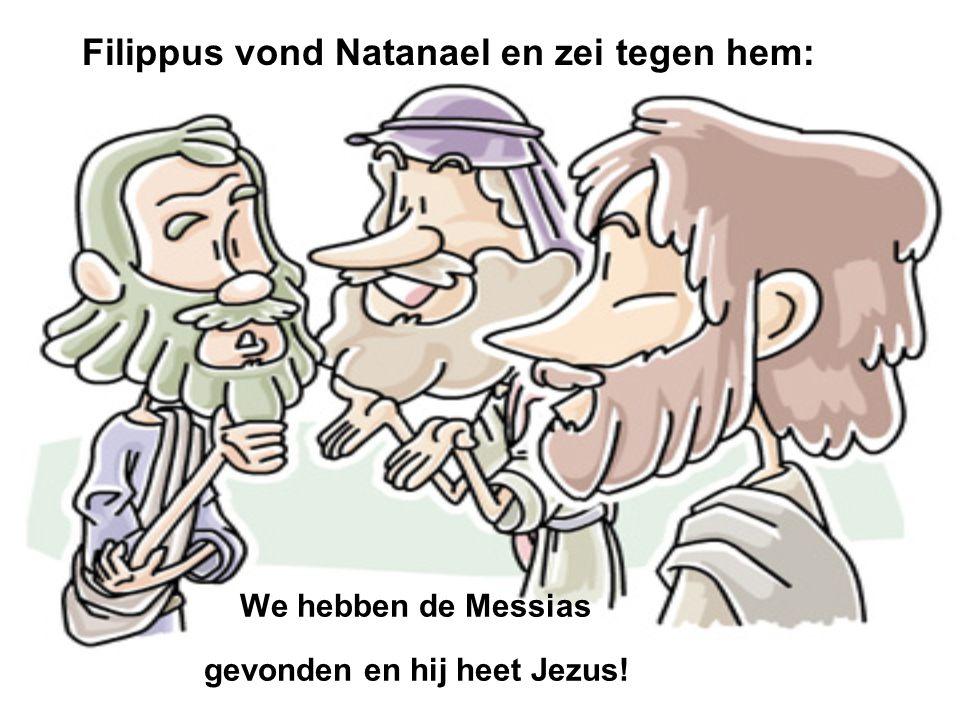 We hebben de Messias gevonden en hij heet Jezus!