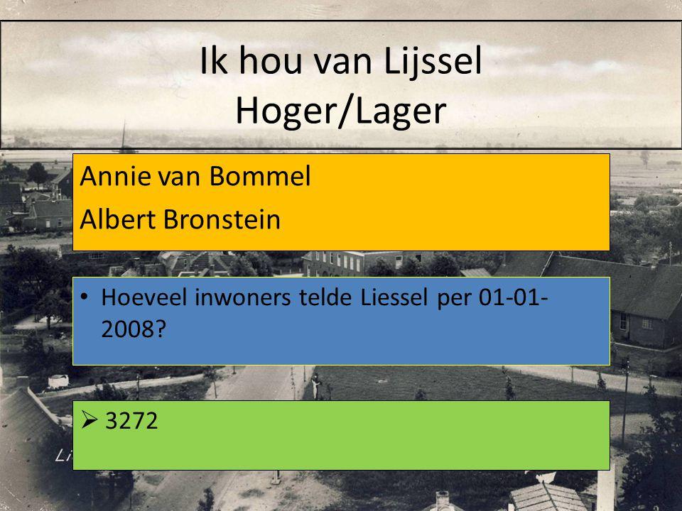 Ik hou van Lijssel Hoger/Lager