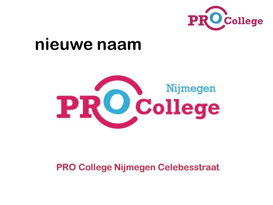 PRO College Nijmegen Celebesstraat