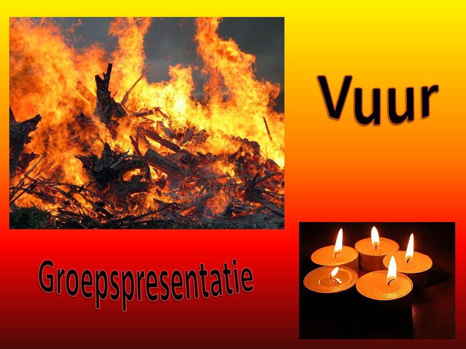 Vuur Groepspresentatie