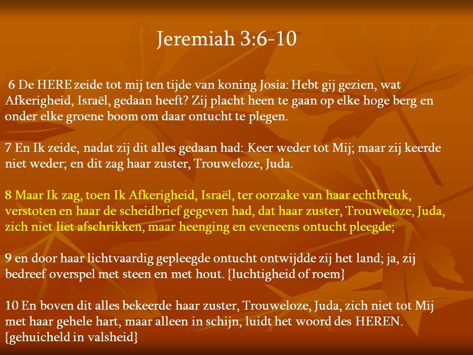 Jeremiah 3:6-10