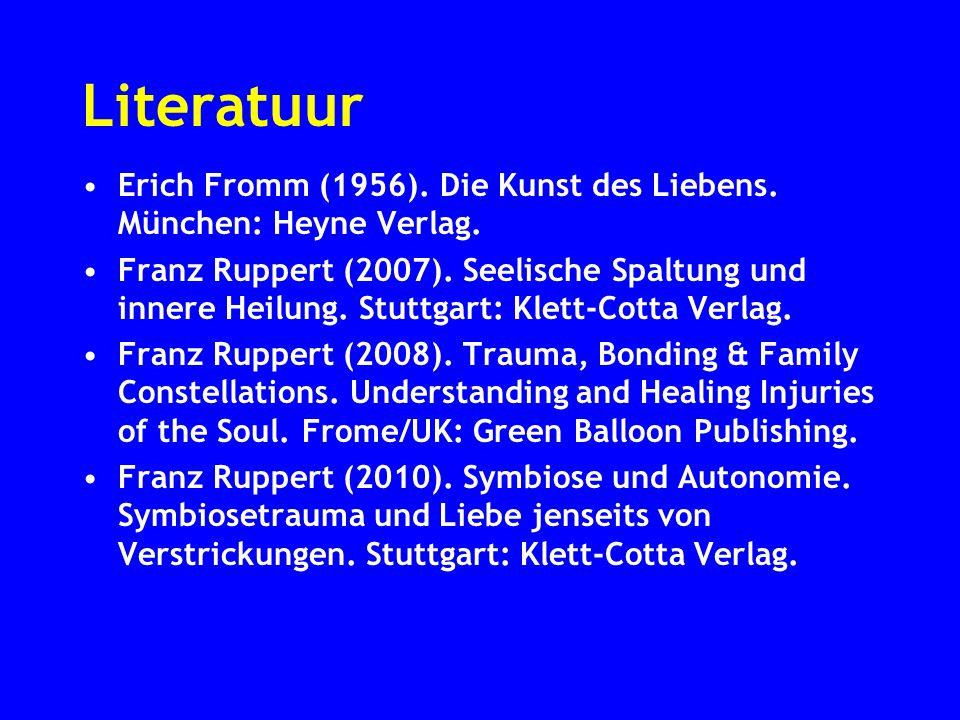 Lezing Prof. dr. Franz Ruppert