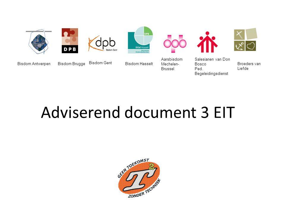 Adviserend document 3 EIT