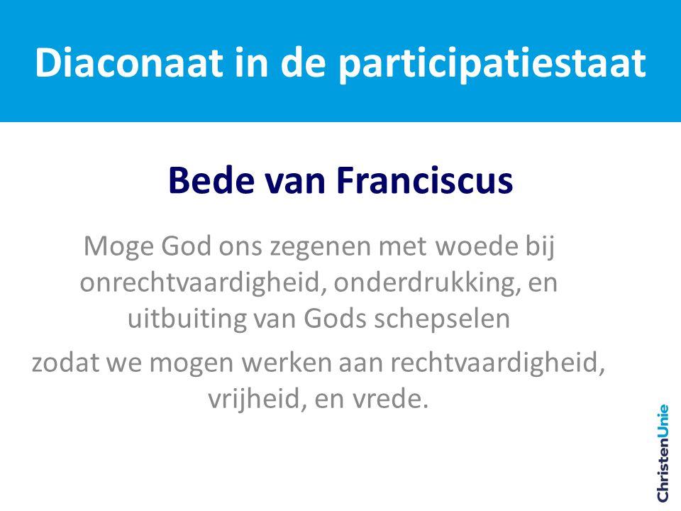 Diaconaat in de participatiestaat