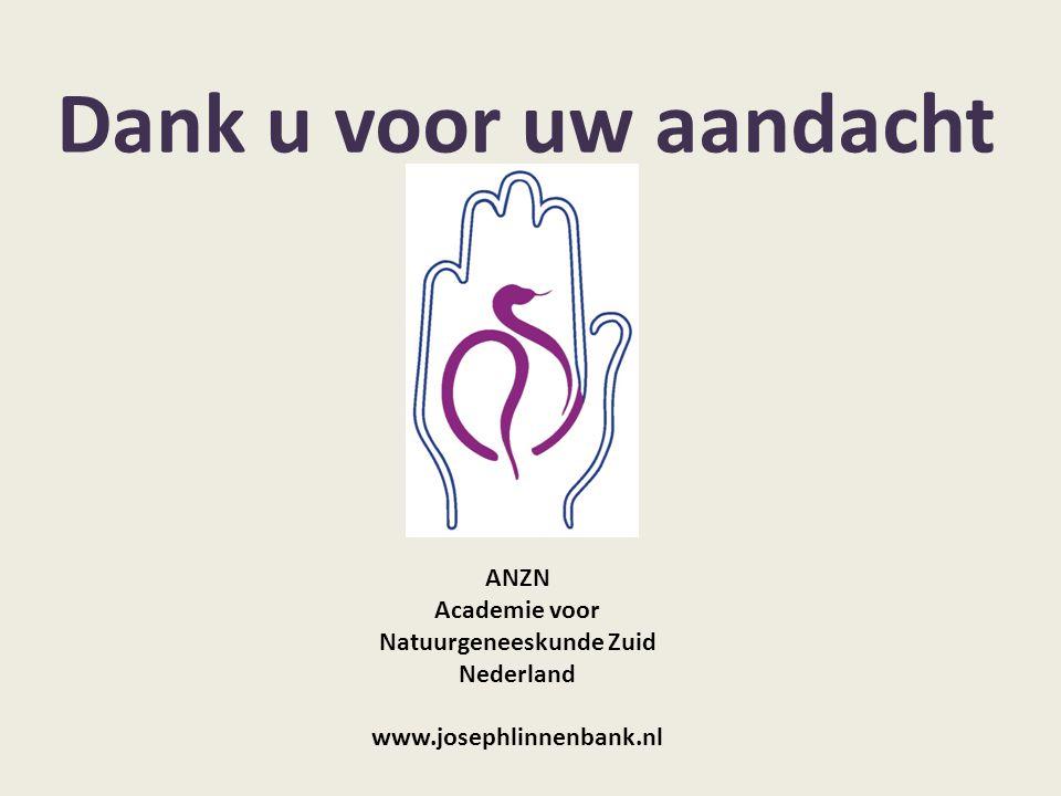 Academie voor Natuurgeneeskunde Zuid Nederland