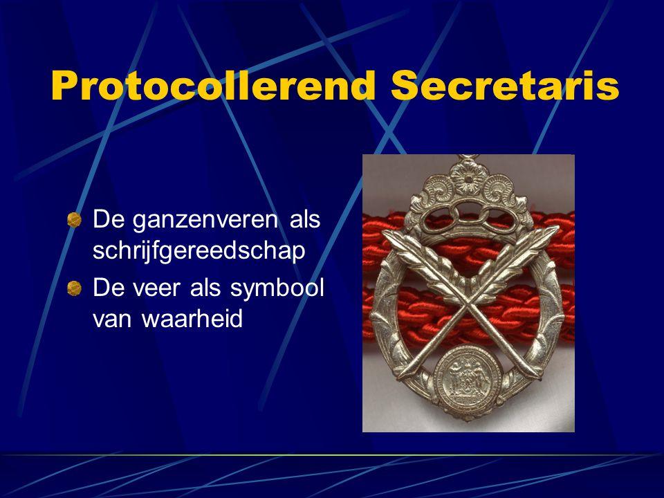 Protocollerend Secretaris