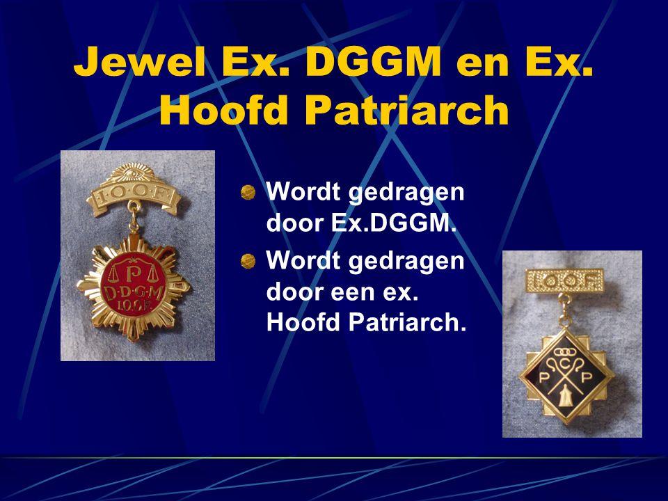 Jewel Ex. DGGM en Ex. Hoofd Patriarch