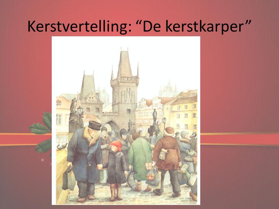 Kerstvertelling: De kerstkarper