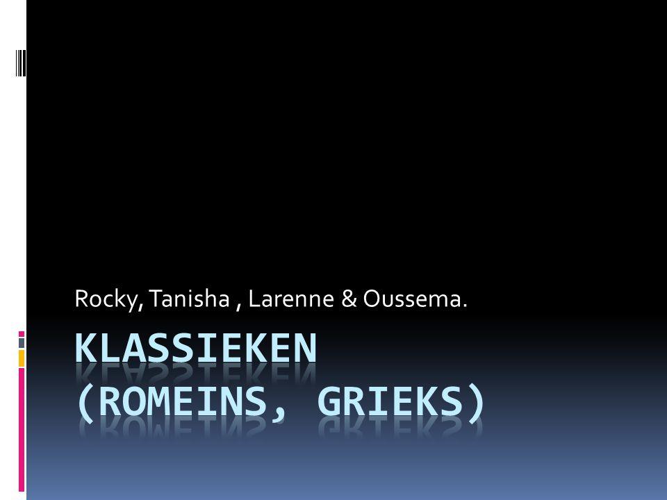 Klassieken (Romeins, Grieks)