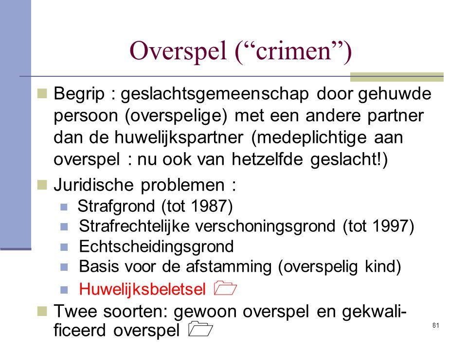 Overspel ( crimen )