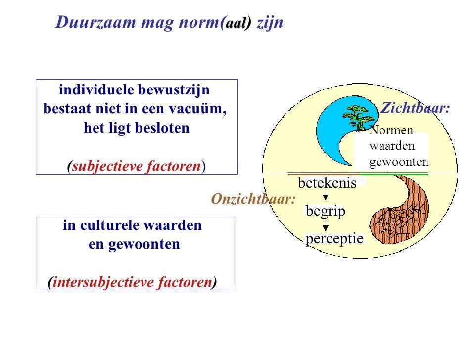 individuele bewustzijn bestaat niet in een vacuüm,