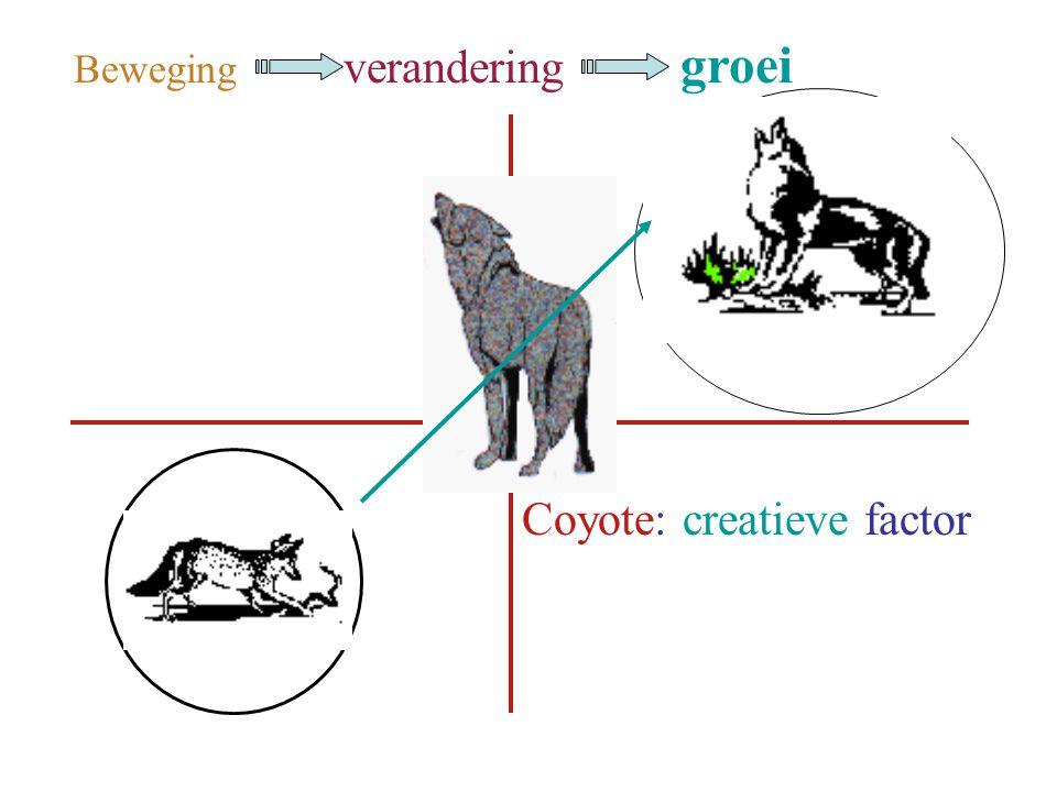 Coyote: creatieve factor