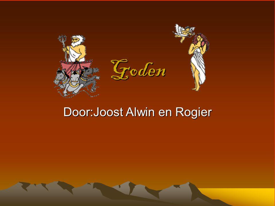 Door:Joost Alwin en Rogier