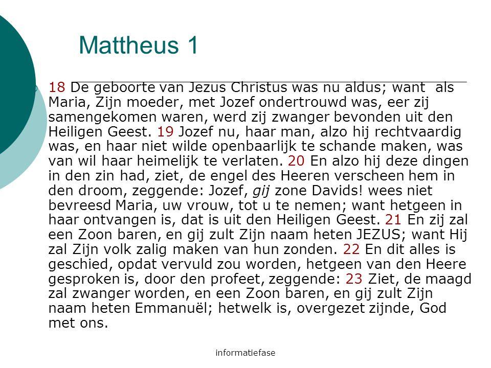 Mattheus 1