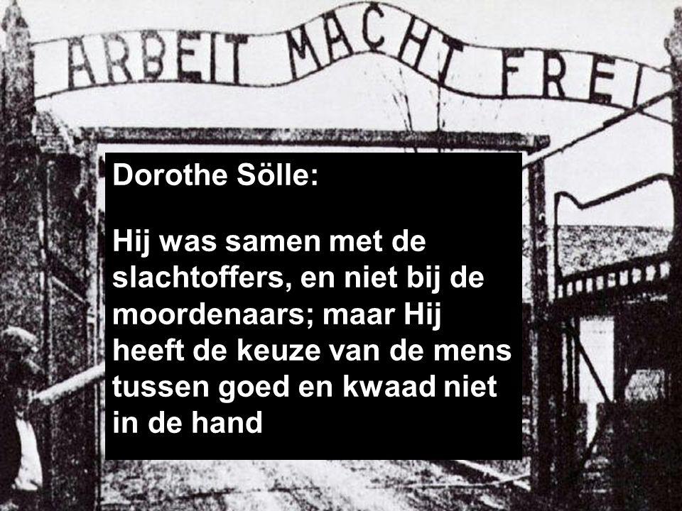 Dorothe Sölle: