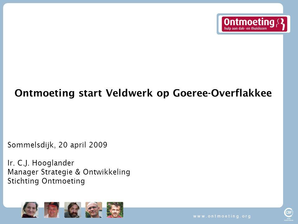 Ontmoeting start Veldwerk op Goeree-Overflakkee