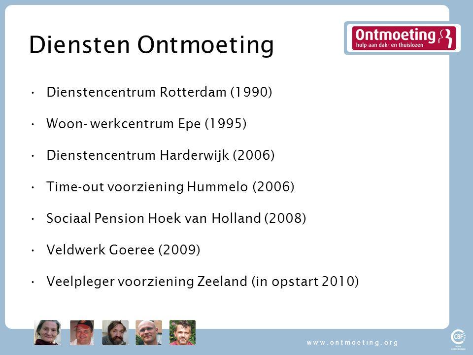 Diensten Ontmoeting Dienstencentrum Rotterdam (1990)