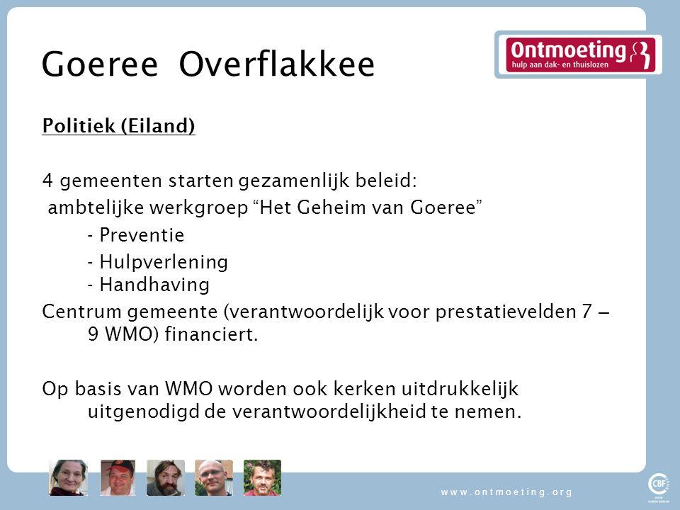 Goeree Overflakkee Politiek (Eiland)