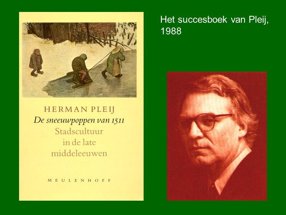 Het succesboek van Pleij,