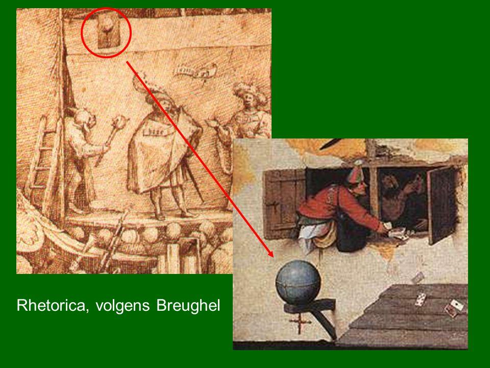 Rhetorica, volgens Breughel