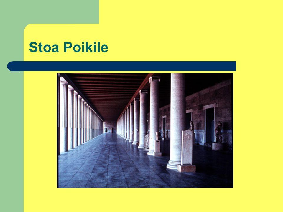 Stoa Poikile