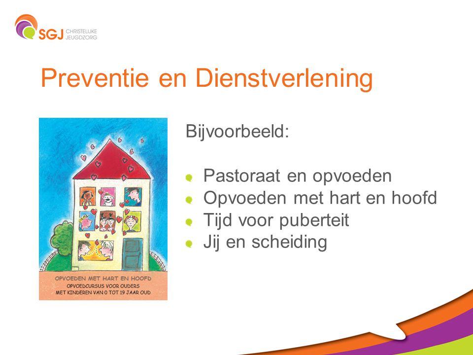 Preventie en Dienstverlening