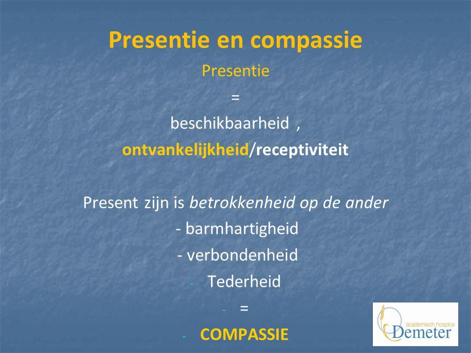 Presentie en compassie