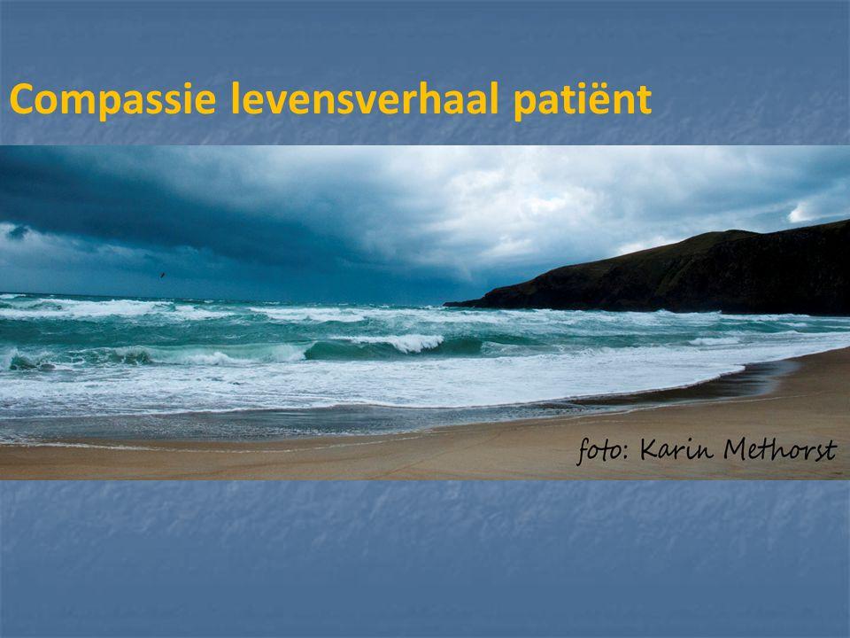 Compassie levensverhaal patiënt