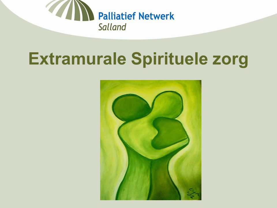 Extramurale Spirituele zorg