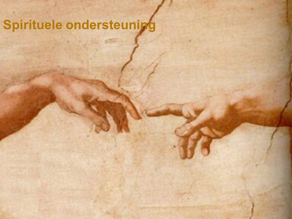 Spirituele ondersteuning