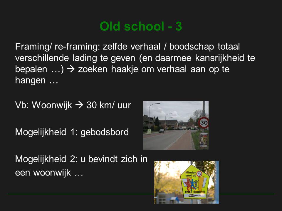 Old school - 3
