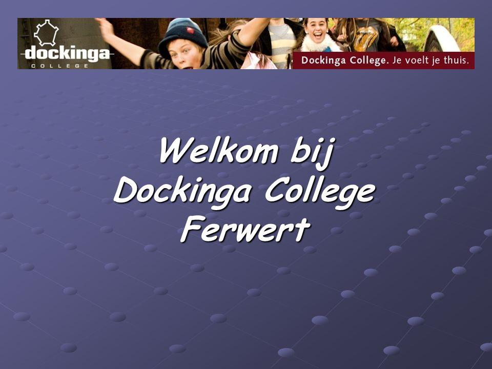 Welkom bij Dockinga College Ferwert