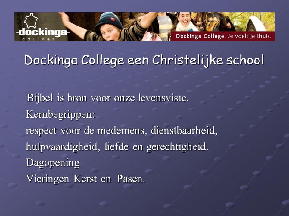 Dockinga College een Christelijke school
