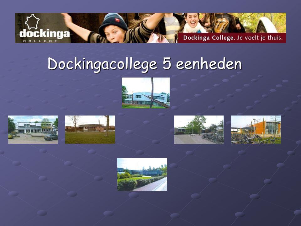 Dockingacollege 5 eenheden