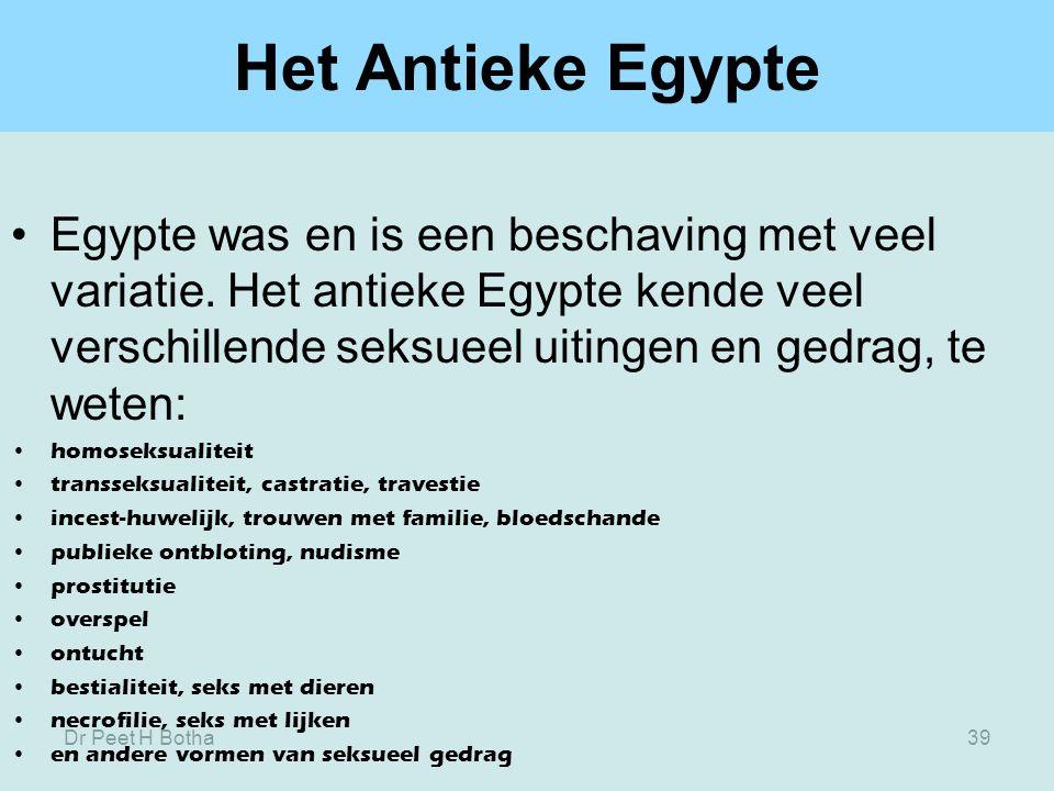 Het Antieke Egypte