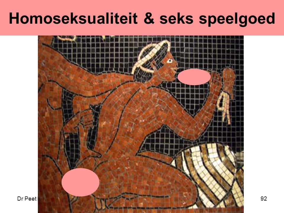Homoseksualiteit & seks speelgoed