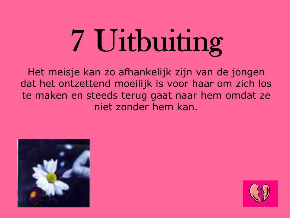 7 Uitbuiting