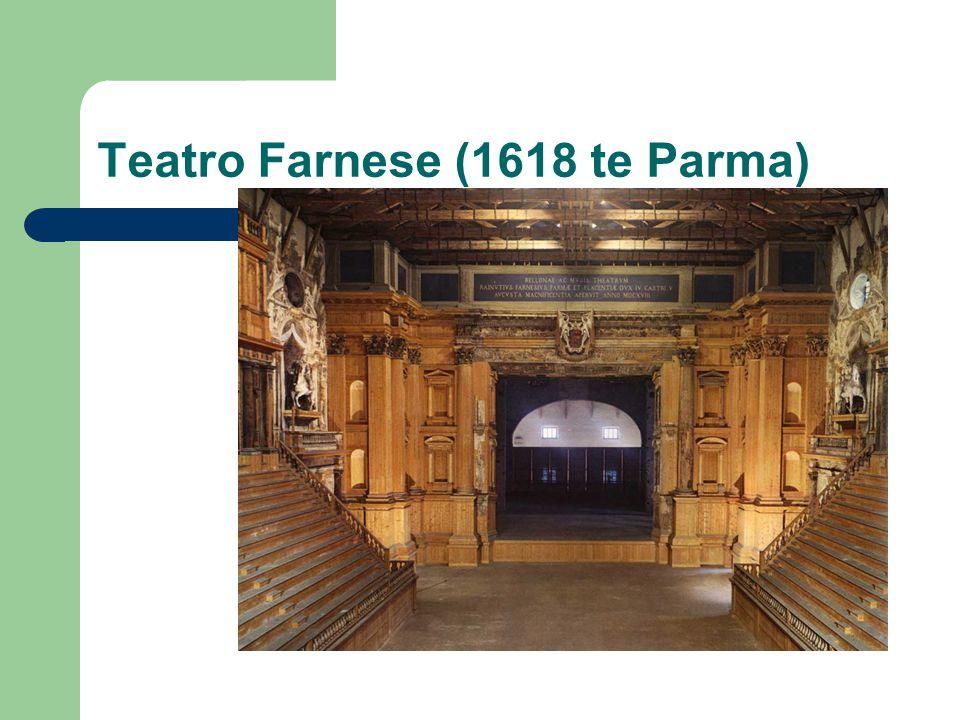 Teatro Farnese (1618 te Parma)