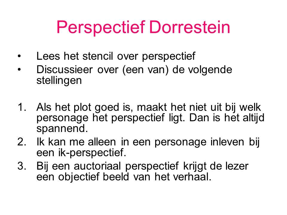 Perspectief Dorrestein