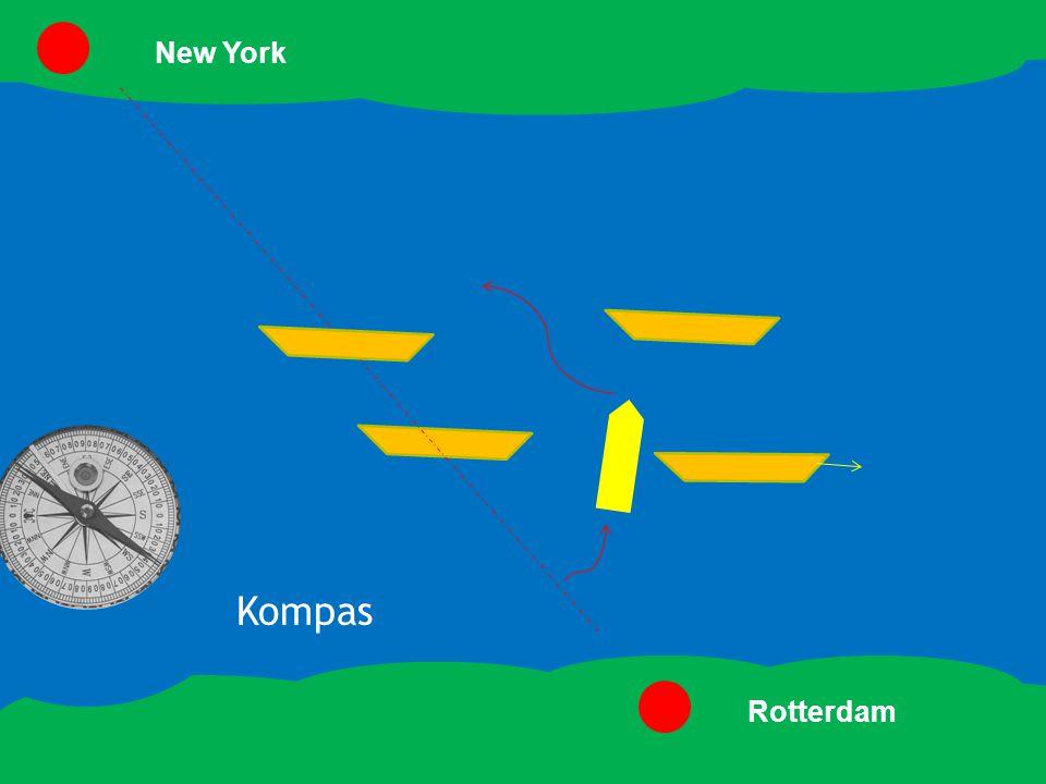 New York Kompas Rotterdam Blijf op koers