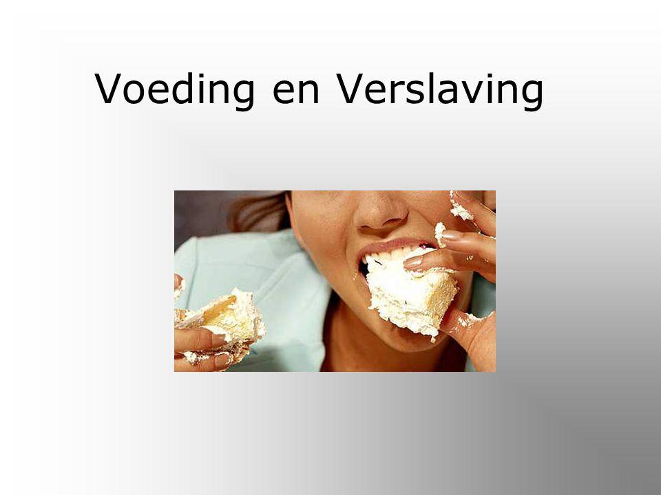 Voeding en Verslaving